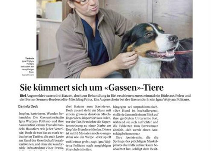 Bieler Tagblatt - September 2018