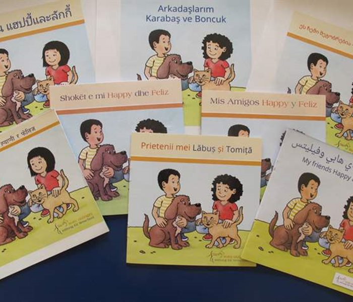 Heute ist internationaler Kinderbuchtag